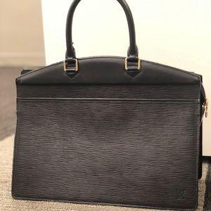 Louis Vuitton Epi Leather Riviera Top Handle Bag